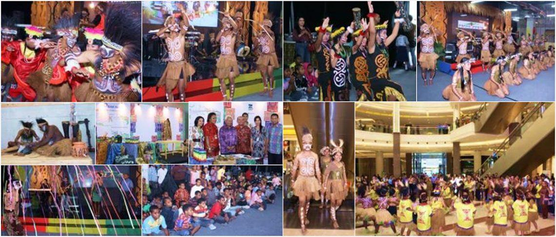 Festival Warna Warni Papua