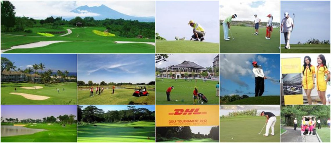 Various Golf Series Tournament